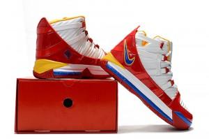 9f16b83e1678 Nike LeBron 3 White Varsity Red Varsity Maize AO2434-100 Men s Basketball  Shoes