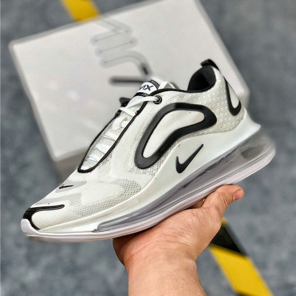 Neu Nike Air Max 720 V2 KPU Men's Running Shoes Grey Black