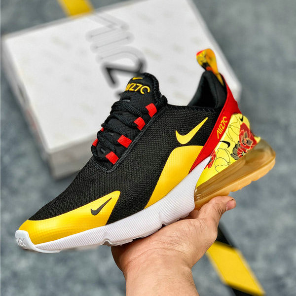 huge selection of 26b71 bd5ad Nike Air Max 270 Flyknit Iron Man Men's Casual Shoes NIKE-ST006004