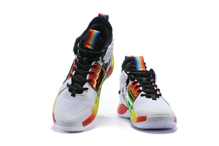 on sale 64d0f 63d3f Air Jordan Why Not Zer0. 2 Multi-Color Men s Basketball Shoes