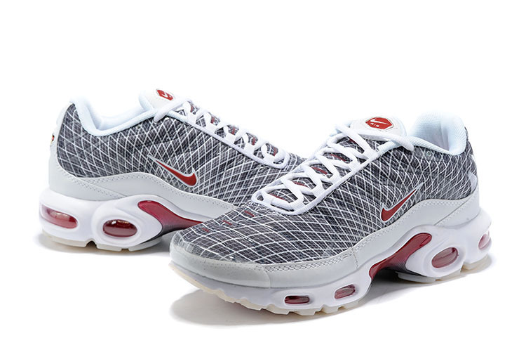 buy online b2056 aeed7 Mens Nike Air Max TN White Black BQ4629 002 Males Running Shoes BQ4629-002