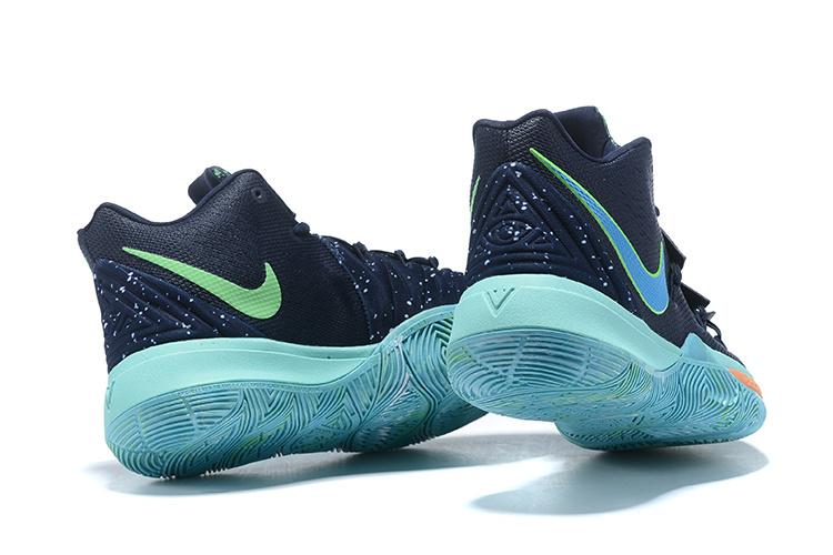 Nike Kyrie 5 UFO Green Black Men's Basketball Shoes NIKE ST005947