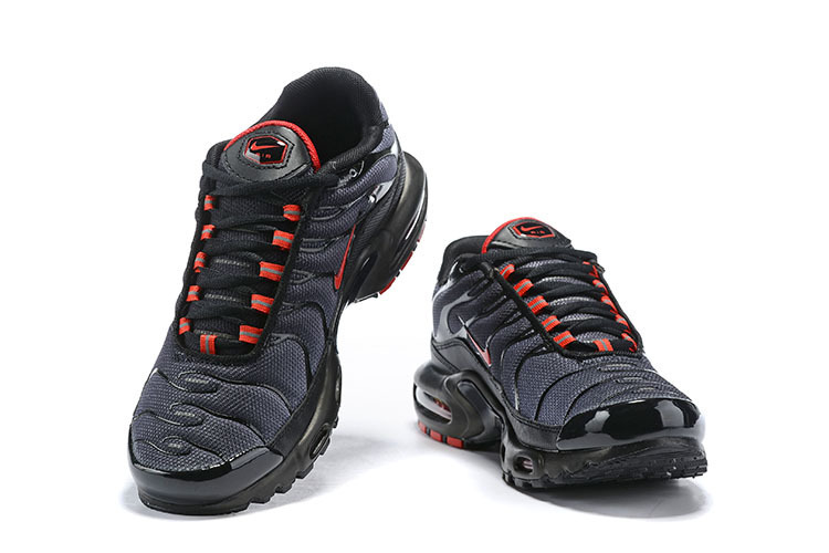 best website 3fcb5 8e97a Mens Nike Air Max TN Black Red CI2299 001 Males Running Shoes CI2299 ...