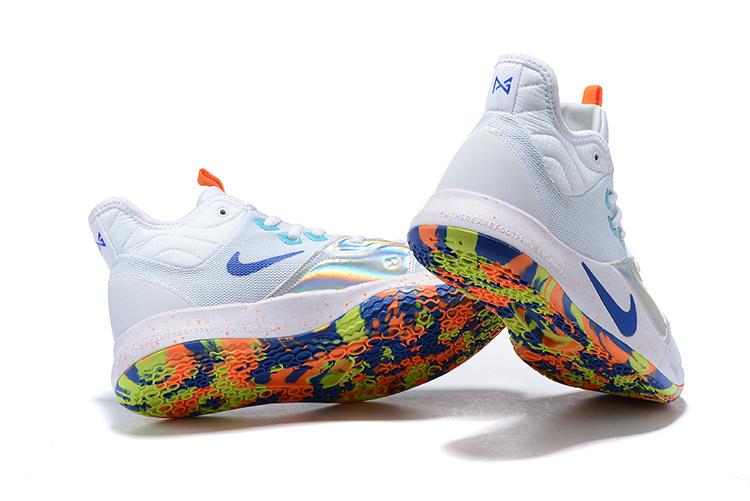 premium selection b819a a63c3 Nike PG 3 Multi-Color Basketball Shoes NIKE-ST005929
