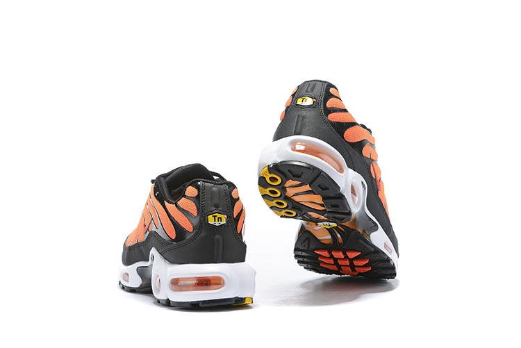 buy popular 7b5fd 65719 Mens Nike Air Max TN White Black Orange BQ4629 001 Males Running Shoes  BQ4629-001
