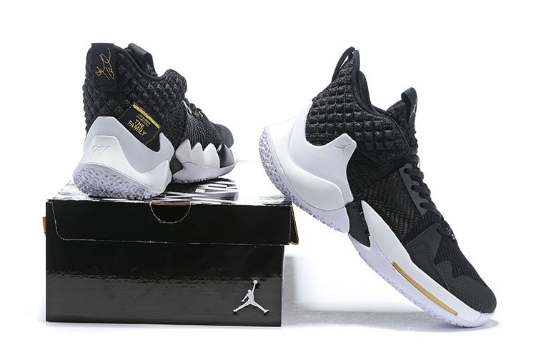 the latest 0b701 bda54 Air Jordan  Why Not  Zer0. 2 Black White AO6219-001 Men s Basketball ...
