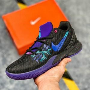 Nike Kyrie 5 UFO Green Black Men's Basketball Shoes NIKE