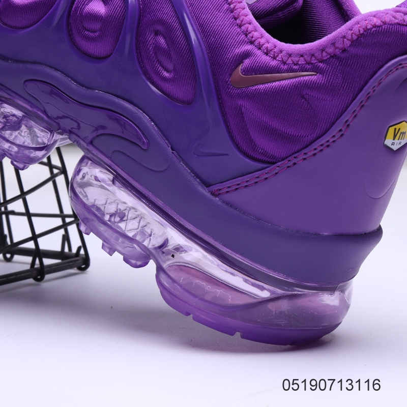 best website 00c91 42bc5 Nike Air VaporMax Tn Purple Womens Men's Running Shoes NIKE-ST006312