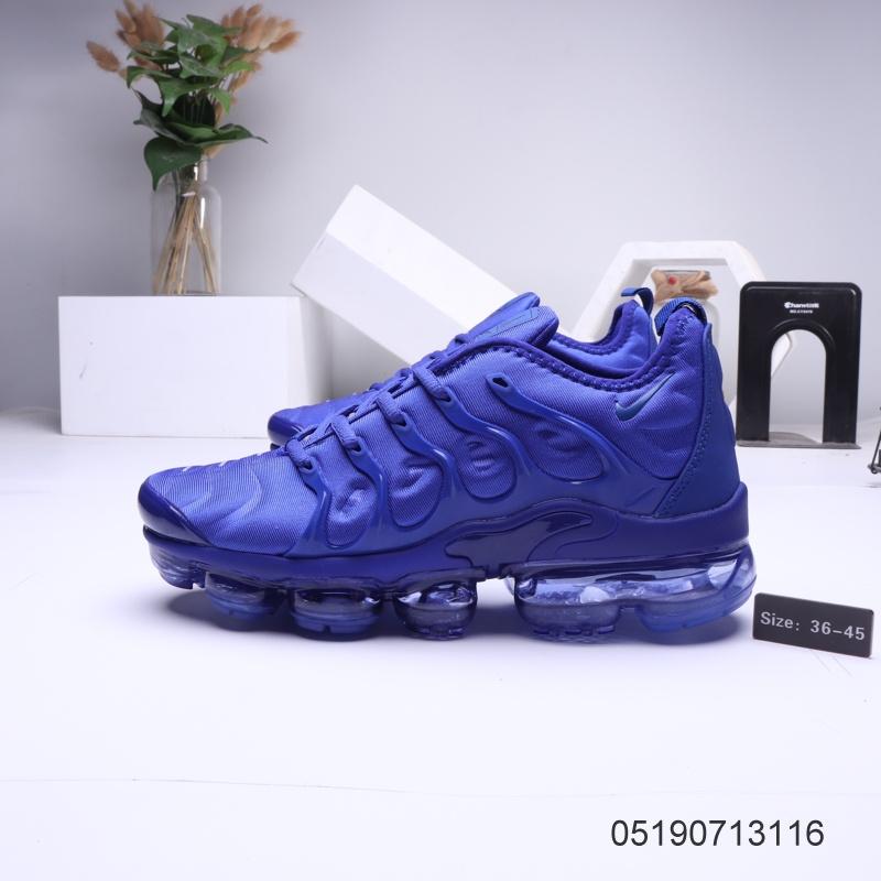 buy popular 9e20b 11811 Nike Air VaporMax Tn Bule Womens Men's Running Shoes NIKE-ST006315