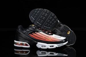 b33e397222 Mens Nike Tuned Air Max Plus Tn Black Red White Males Running Shoes