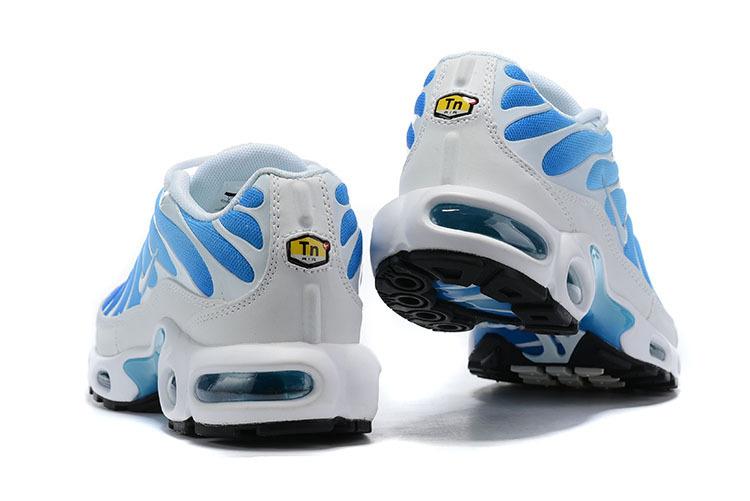 8819641e20 Mens Nike Air Max Plus TN Sky Blue Light Blue White 852630 411 Males  Running Shoes