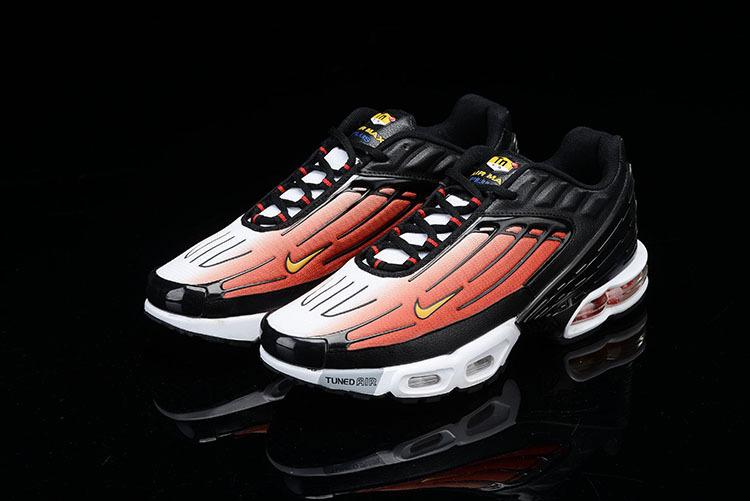 Nike Shoes | Nwot Airmax Plus Tn Tuned Gs Black Yellow