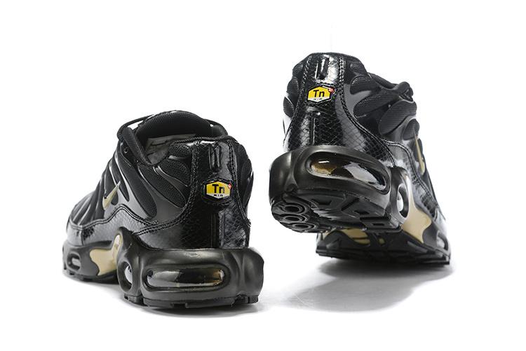 Nike Air Max TN Plus Ultra Running Shoes BlackGold