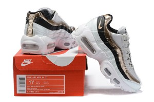Nike Air Max 95 Premium SE blackmetallic gold 924478 003