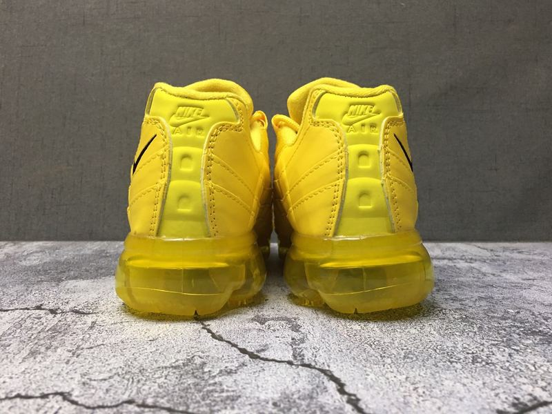 timeless design c7127 ed427 Nike Air Max 95 TT Yellow Women's Casual Shoes NIKE-ST006690