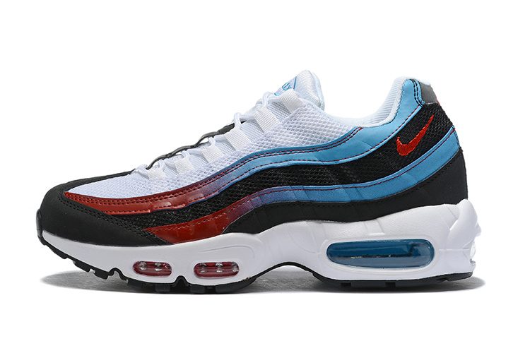 new product 8523c 985e2 Nike Air Max 95 University Red Blue Fury CK0037-001 Men's Casual Shoes  ck0037-001
