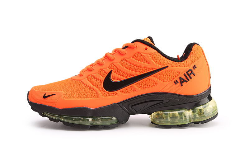 Nike Air Max Lead The Trend TN Kpu Orange Black Males Running Shoes NIKE ST006586