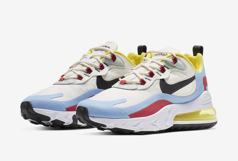 outlet store e3530 be2df Nike Air Max 270 React