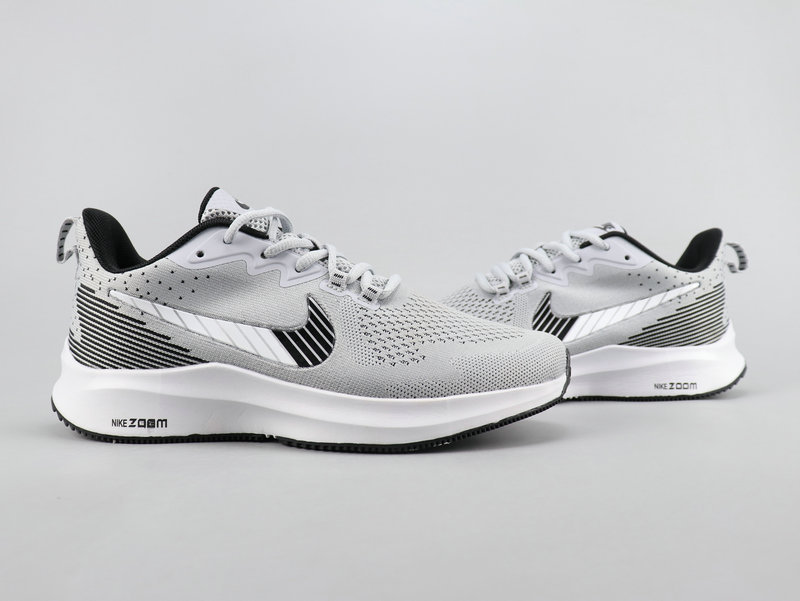 cheap for discount 42575 dc28a Nike Run Swift Gray Running Shoes Men's NIKE-ST007568