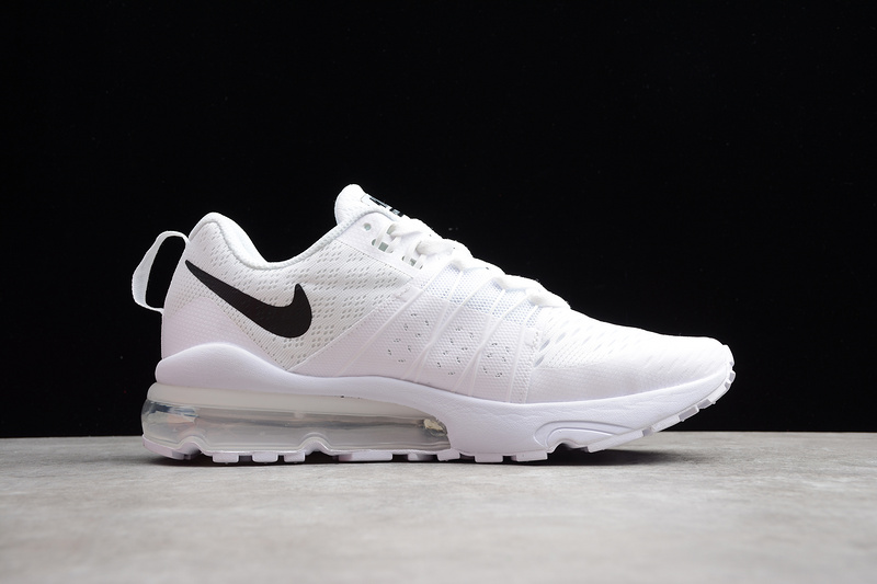 outlet store defda d1849 Wmns Nike Air Max Vapormax Flyknit SJD 2. 0 White Black Running Shoes  880565-409 880565-409
