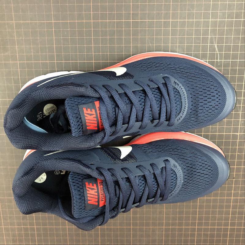 la meilleure attitude 4beb9 65860 Nike Air Zoom Pegasus+ 30 Blue Orange Running Shoes 599205-002 Wmns  NIKE-ST007147