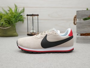 Nike Air Force 1 07 AC Wmns White Red Black Casual Shoes NIKE ST008073